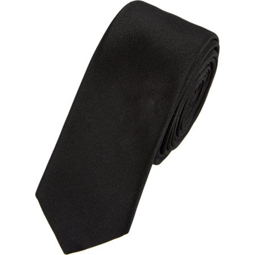 Silk Satin Neck Tie by Saint Laurent in Top Five