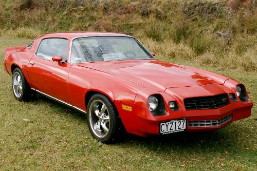 1978 Camaro Z28 by Chevrolet in Brick Mansions