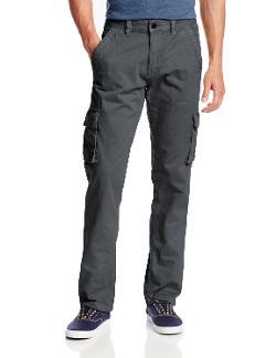 Men's Garment Dye Cargo Pant by Seven7 in Million Dollar Arm