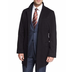 Cashmere-Blend Long Car Coat by Ermenegildo Zegna in Suits
