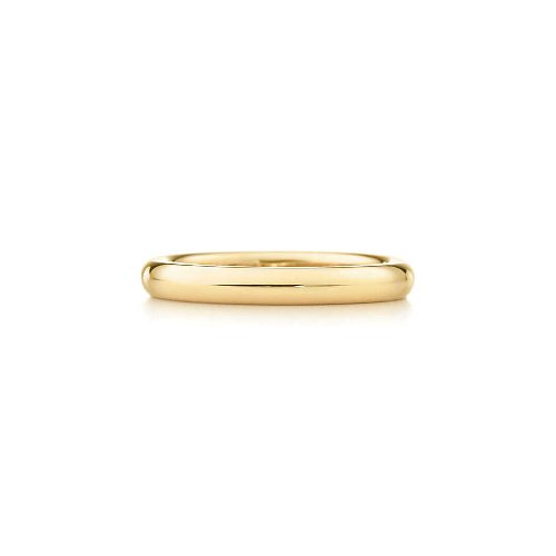 Elsa Peretti Stacking Band by Tiffany & Co. in That Awkward Moment