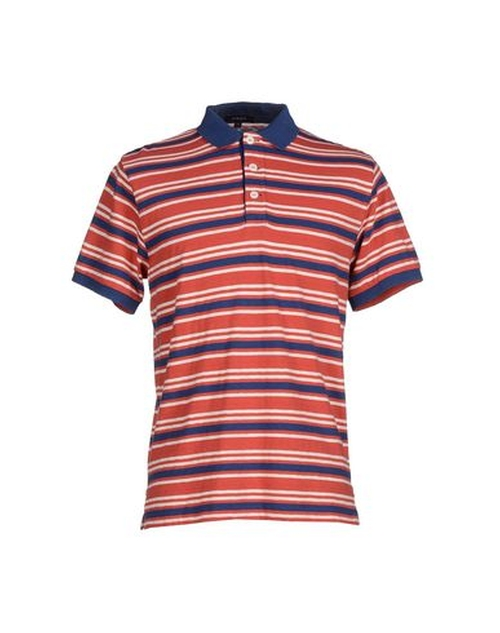 Stripe Polo Shirt by Gant in Silicon Valley
