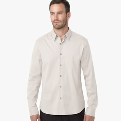 Poplin Dress Shirt by James Perse in The Living Daylights