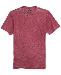 Crew-Neck Burnout T-Shirt by American Rag in While We're Young