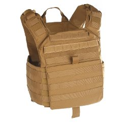 Banshee Rifle Plate Carrier Tactical Vest by Shellback Tactical in Furious 7