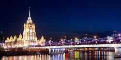 Moscow, Russia by Radisson Royal Hotel in A Good Day to Die Hard
