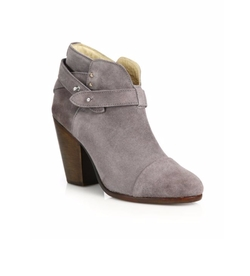 Harrow Suede Ankle Boots by Rag & Bone in Fuller House
