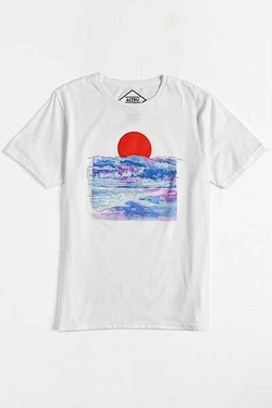 Embroidered Rising Sun Tee by Altru in Modern Family