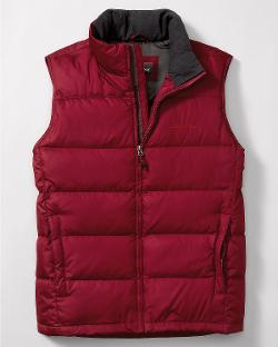 Quilted Chevron Puffer Vest by SAKS FIFTH AVENUE BLUE in Dawn of the Planet of the Apes