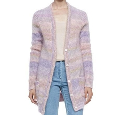 Long Shaker-Knit Cardigan by Michael Kors in Big Little Lies