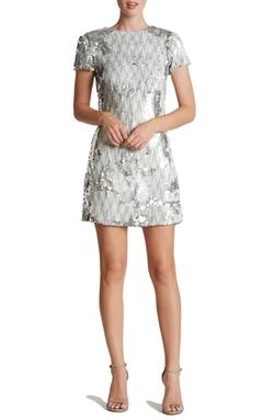 Ellen Sequin Sheath Dress by Dress the Population in Fuller House