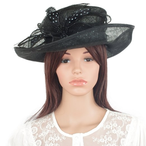 Women Kentucky Derby Hat by Janey&Rubbins in Fight Club