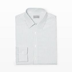 Slim-Fit Stripe Dress Shirt by Club Monaco in The Blacklist