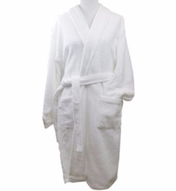 Textiles Quick Dry Bathrobe by Pacific Coast in The Infiltrator