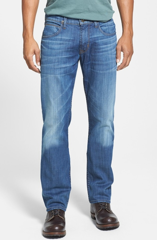 'Byron' Straight Leg Jeans by Hudson Jeans in Magic Mike XXL