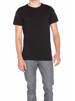 Classic Crew T-Shirt by John Elliott in Billions