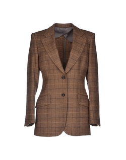 Womens Check Blazer by San Lorenzo in Kingsman: The Secret Service
