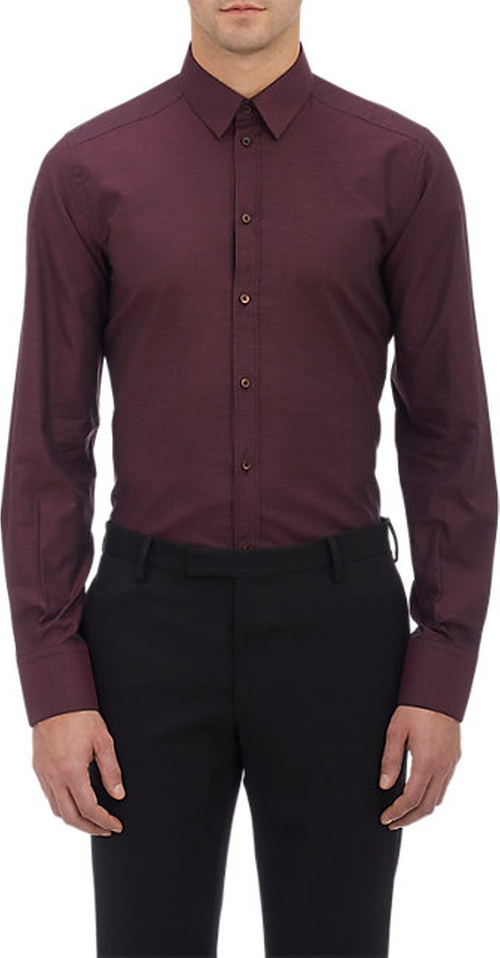 End-on-End Slim Shirt by Dolce & Gabbana in Mission: Impossible - Rogue Nation