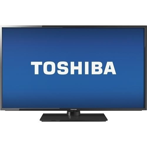 "32L1400U 32"" Class 720P LED TV by Toshiba in Crazy, Stupid, Love."