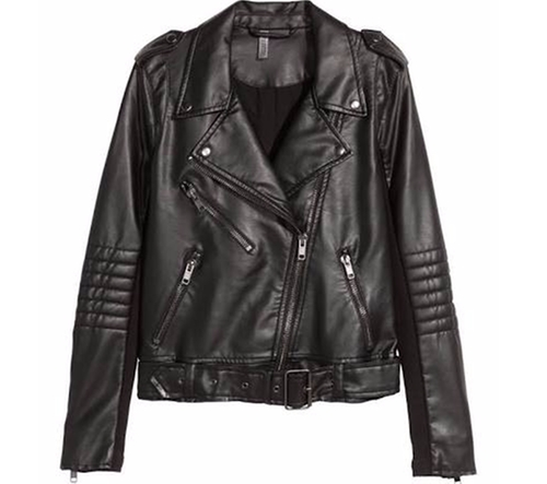 Biker Jacket by H&M in Sisters