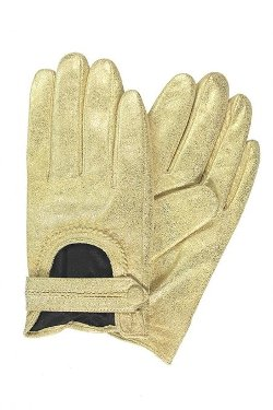 Women's Bright Real Leather Driving Gloves by Corder London in Sex and the City 2
