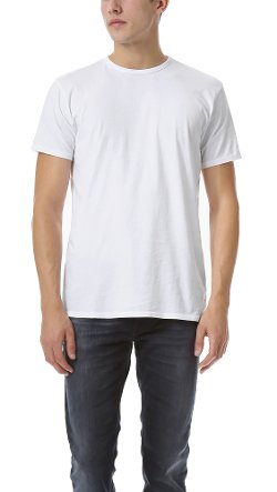 Crew Neck T-Shirt by Apolis in The Best of Me