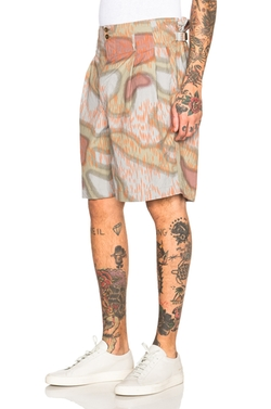 Printed Shorts by Kolor in Animal Kingdom