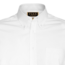 Craig Plain Classic Fit Button Cuff Shirt by Thomas Pink in Fantastic Four