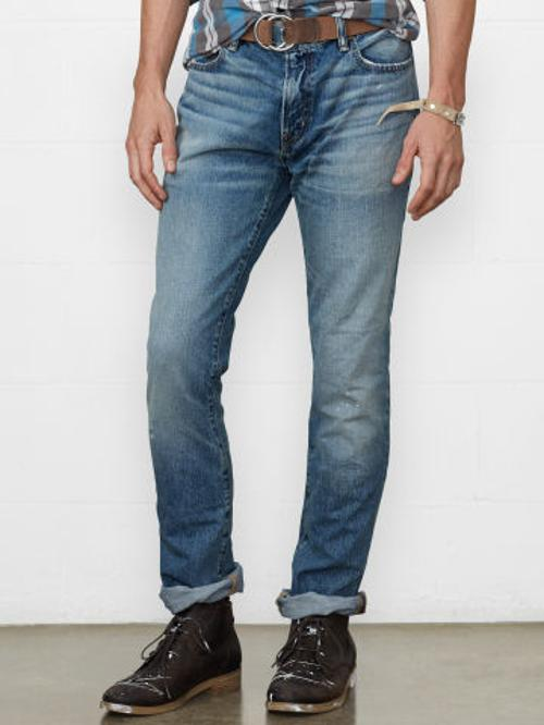 Slouch-Fit Hirst Jean by Denim & Supply Ralph Lauren in Addicted