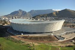 Cape Town, South Africa by Cape Town Stadium in Safe House