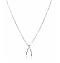 Reminder Dream Sterling Silver Wishbone Pendant Necklace by Dogeared  in Pretty Little Liars