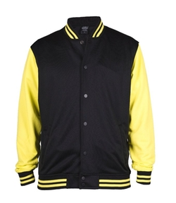 Neon College Jacket by Urban Classics in Love