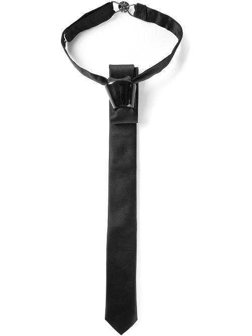 ceramic knot tie by COR SINE LABE DOLI in Jersey Boys