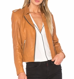 Biker Jacket by Doma in A Bad Moms Christmas