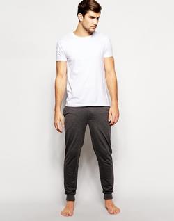 Loungewear T-Shirt by Asos in Krampus