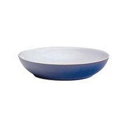 Imperial Blue Individual Pasta Bowl by Denby in Pan