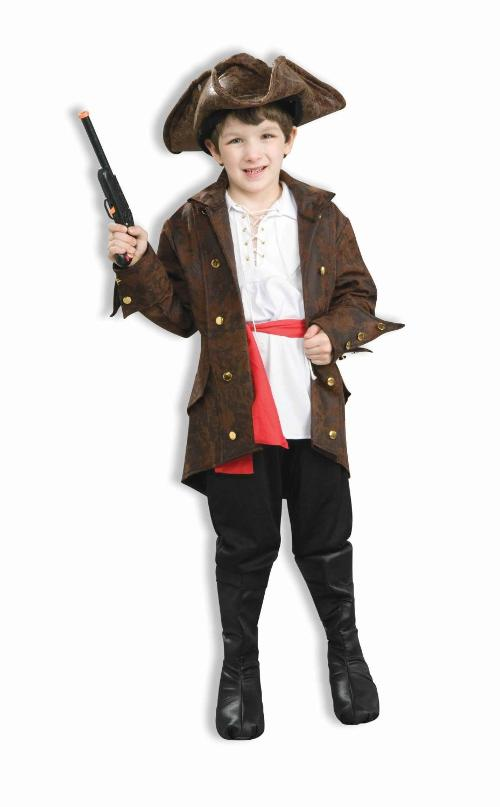 Playful Pirates High Seas Captain Child Costume by Forum Novelties in Wish I Was Here