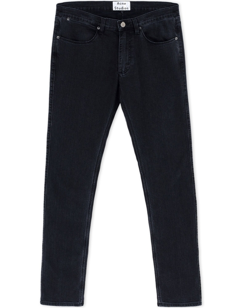 Denim Pants by Acne Studios in Demolition