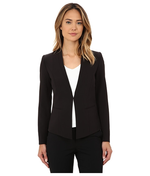 Marni Clean Seamed Blazer by Adrianna Papell in The Great Indoors - Season 1 Preview