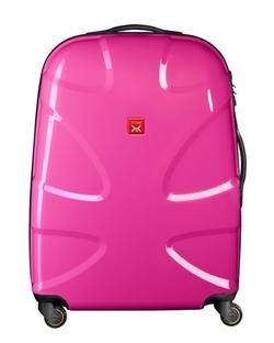 Luggage X2 Flash Trolley Bag by Titan in The Big Bang Theory