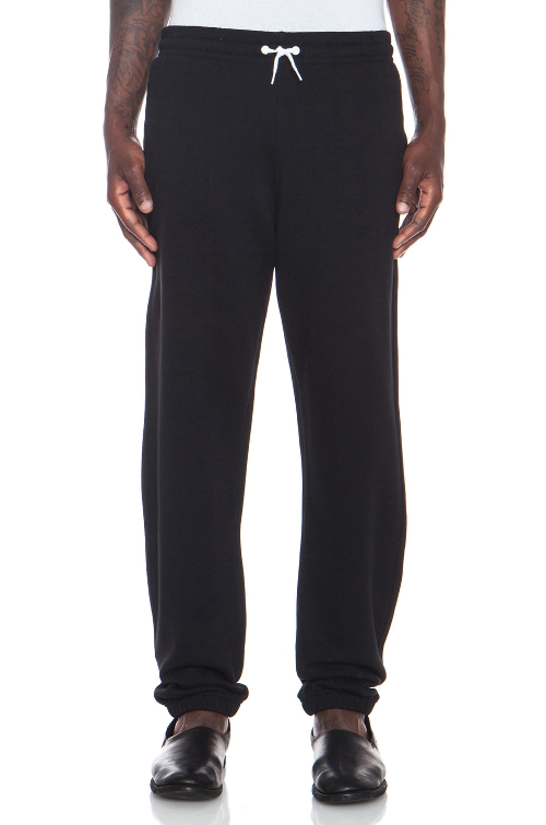 Jogging Cotton Pants by Maison Kitsune in Southpaw
