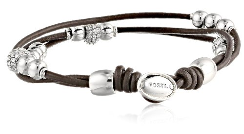 Rondel Wrist Wrap Bracelet by Fossil in Need for Speed