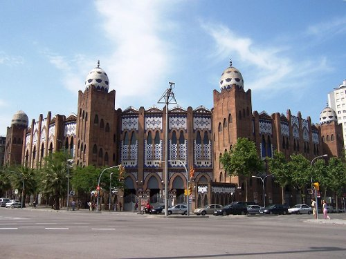La Monumental Barcelona, Spain in The Gunman