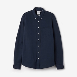 Long Sleeve Jersey Shirt by Steven Alan in Suits
