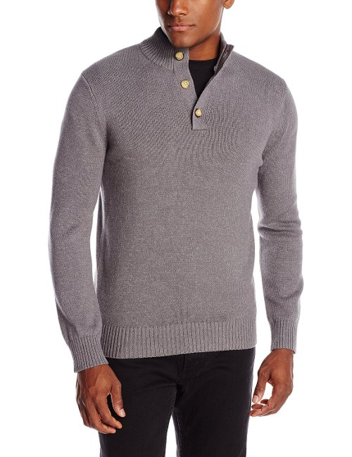 Riffey Mock Neck Sweater by Levi's in Avengers: Age of Ultron