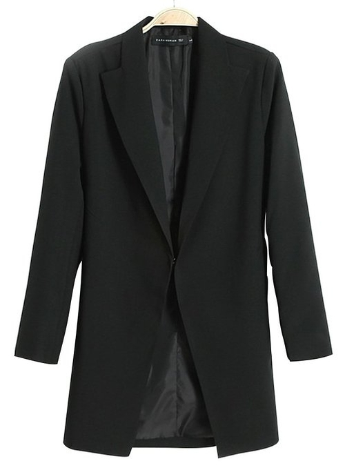 Women's Oversize Lapel Blazer Jacket by Tdga-Nuoyan in Ricki and the Flash