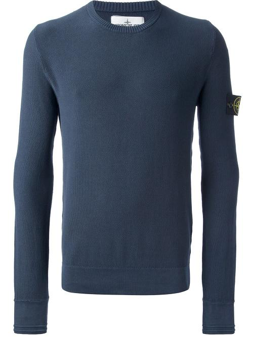 Long Sleeve Sweater by Stone Island in Guardians of the Galaxy
