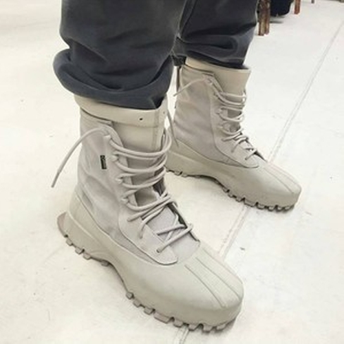 1050 Boots by Yeezy  in Keeping Up With The Kardashians - Season 12 Episode 8