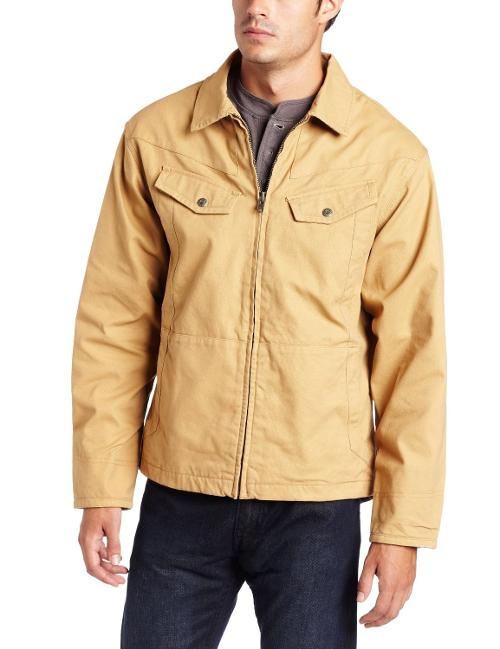 Men's Stagecoach Jacket by Mountain Khakis in Man of Steel