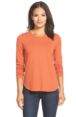 Crewneck Top by Eileen Fisher in The Good Wife